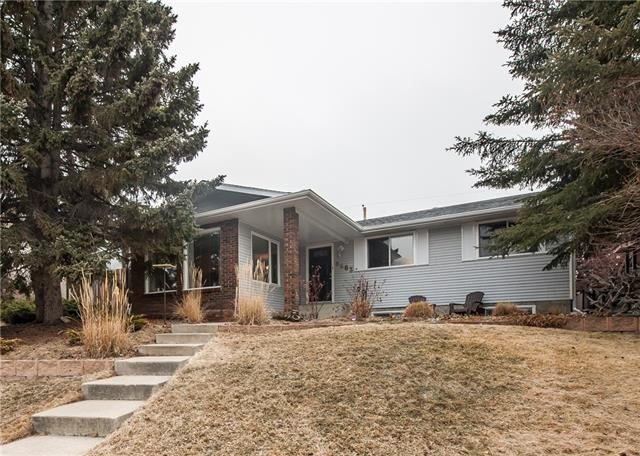 6463 Silver Springs WY Nw in Silver Springs Calgary MLS® #C4223272