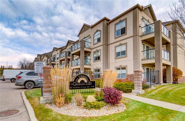 #1104 303 Arbour Crest DR Nw, Calgary, Arbour Lake real estate, Apartment Arbour Lake homes for sale