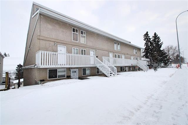 #4 3726 Centre ST Ne, Calgary, Highland Park real estate, Apartment Highland Park homes for sale