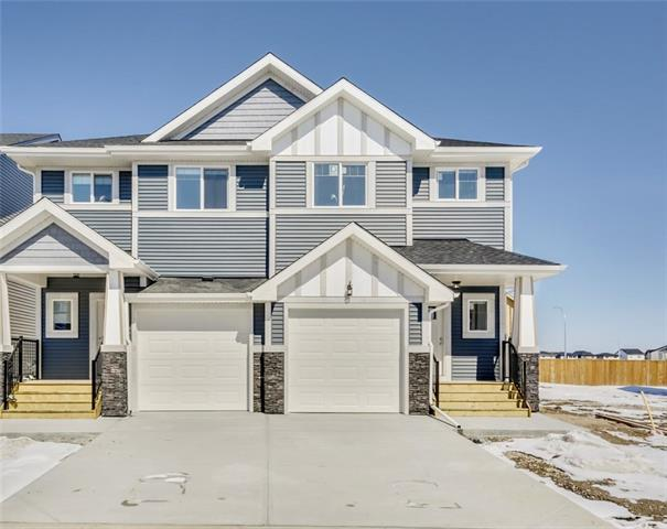 155 Reunion Lo, Airdrie, Reunion real estate, Attached Airdrie homes for sale