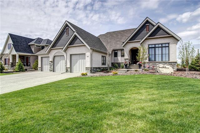 43 Stoneypointe Pl in Watermark Rural Rocky View County MLS® #C4223689