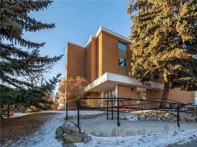 #155 1620 8 AV Nw, Calgary, Hounsfield Heights/Briar Hill real estate, Apartment Hounsfield Heights/Briar Hill homes for sale