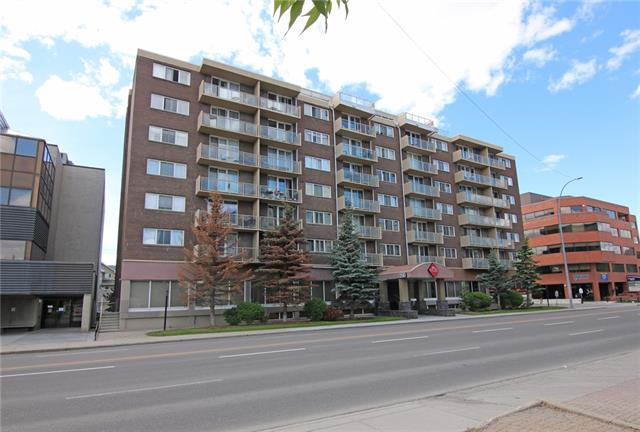 #302 429 14 ST Nw, Calgary, Hillhurst real estate, Apartment Kensington/Hillhurst homes for sale