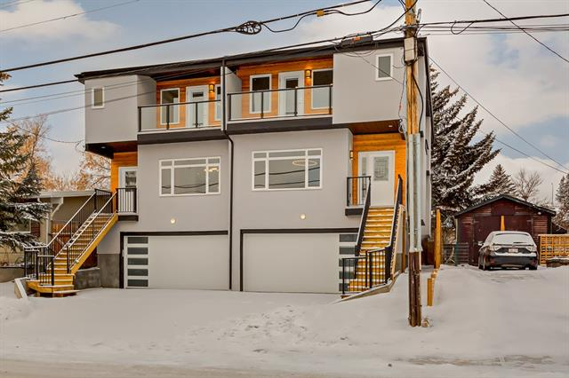 3413 1 ST Ne in Highland Park Calgary MLS® #C4223916