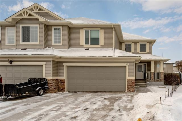 280 West Creek Ci in West Creek Chestermere MLS® #C4223945
