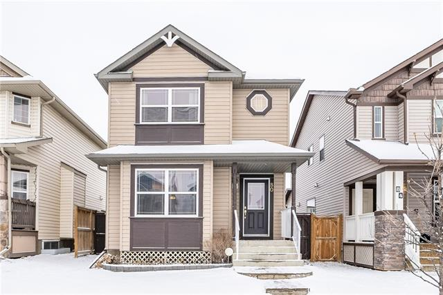 80 Morningside Mr Sw in Morningside Airdrie MLS® #C4224079