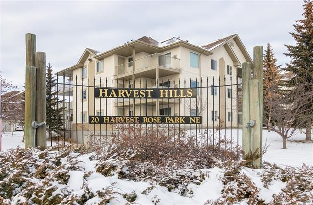 #1203 20 Harvest Rose Pa Ne, Calgary, Harvest Hills real estate, Apartment Harvest Hills homes for sale
