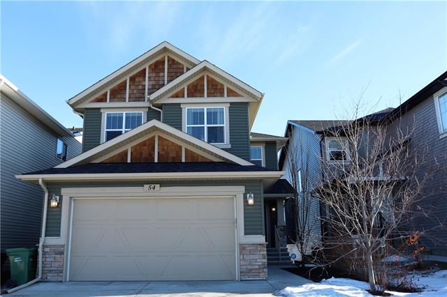 54 Chaparral Valley Sq Se in Chaparral Calgary MLS® #C4224252
