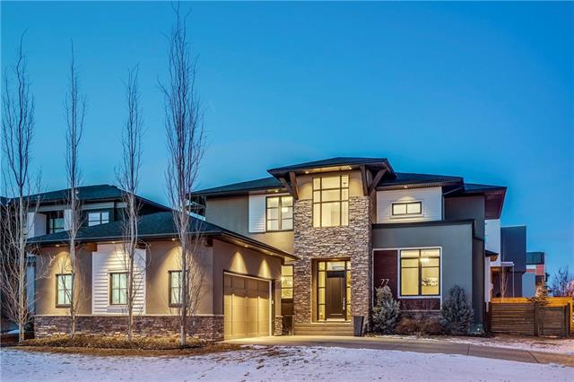 77 Wexford CR Sw in West Springs Calgary MLS® #C4224304