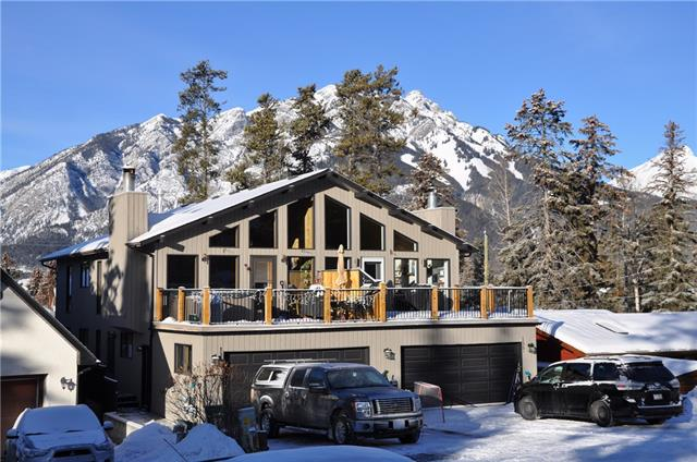 MLS® #C4224384 #a 135 Grizzly St T1L 1E3 Banff