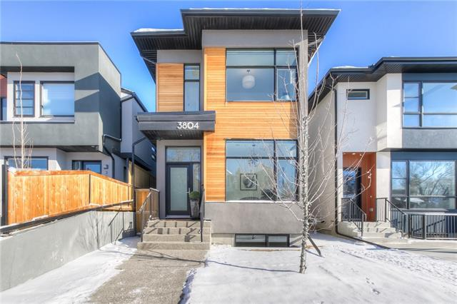 3804 Parkhill ST Sw, Calgary, Parkhill real estate, Detached Stanley Park homes for sale