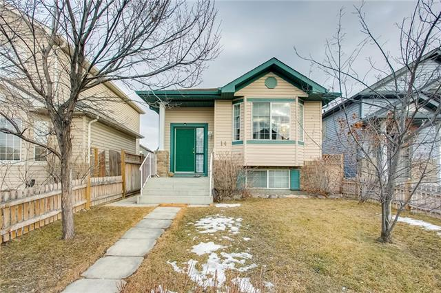 MLS® #C4224588 14 Saddlemont CR Ne T3J 4R6 Calgary