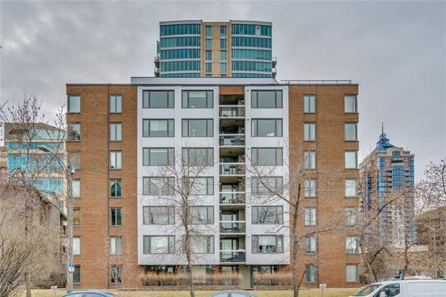 #660 310 8 ST Sw in Eau Claire Calgary MLS® #C4224639