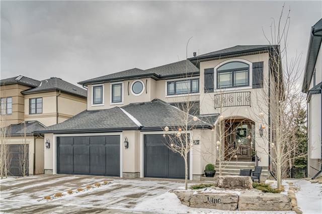 9 Aspen Ridge Gr Sw in Aspen Woods Calgary MLS® #C4224658