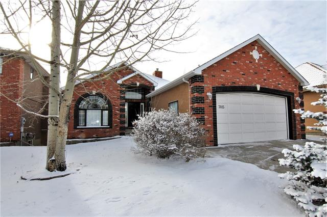 7015 Christie Briar Mr Sw, Calgary, Christie Park real estate, Detached Christie Park Estate homes for sale