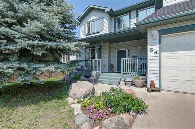 66 Park Lane Dr in Aspen Creek Strathmore MLS® #C4224680