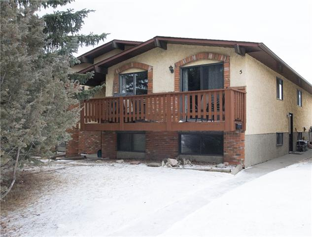5 Edgewood DR Nw, Calgary, Edgemont real estate, Attached Edgemont homes for sale