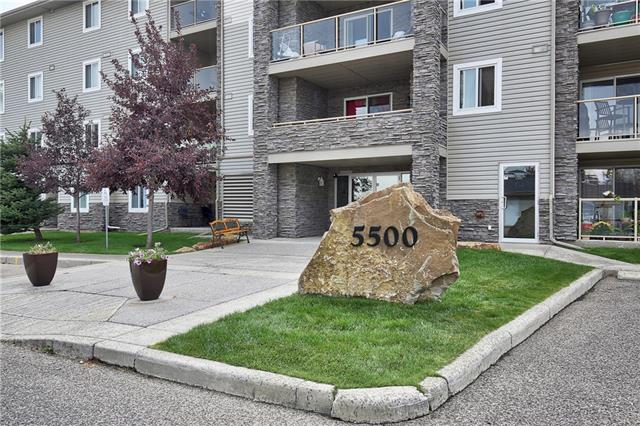 #201 5500 Somervale Co Sw in Somerset Calgary MLS® #C4225008