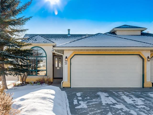 71 Sunlake CL Se, Calgary, Sundance real estate, Attached Sundance homes for sale