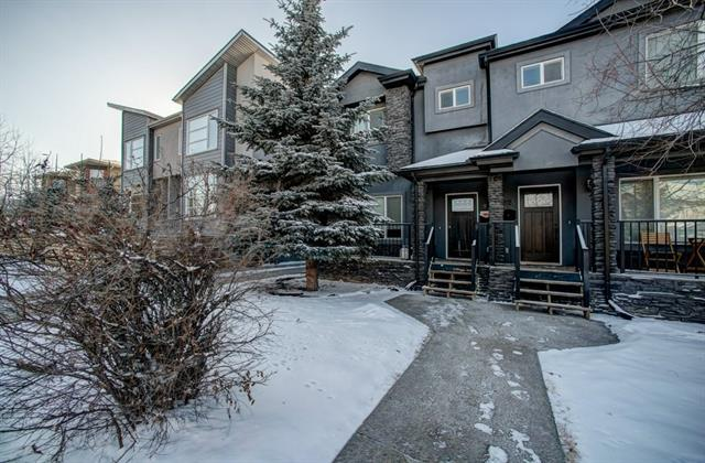 #2 1927 32 ST Sw, Calgary, Killarney/Glengarry real estate, Attached Killarney/Glengarry homes for sale