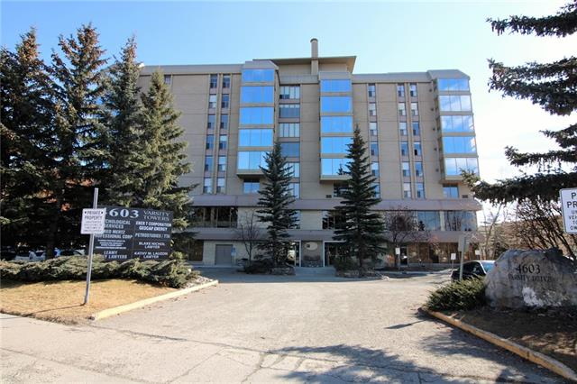 #606 4603 Varsity DR Nw, Calgary, Varsity real estate, Apartment Varsity homes for sale