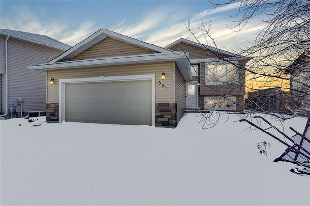 331 Carraige Lane Dr, Carstairs, None real estate, Detached Carstairs homes for sale