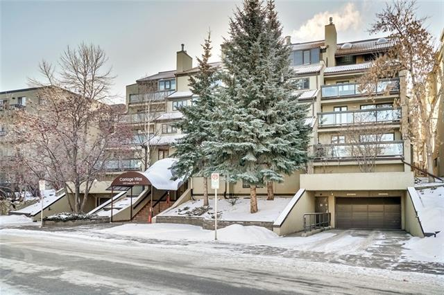 #404 1229 Cameron AV Sw in Lower Mount Royal Calgary MLS® #C4225535