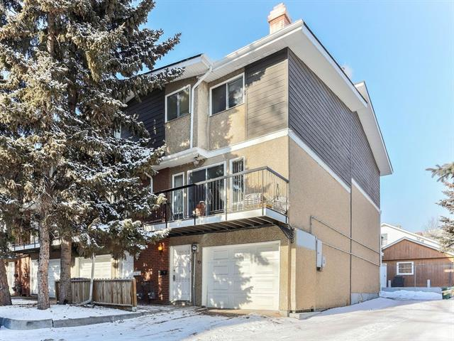 #15 643 4 AV Ne, Calgary, Bridgeland/Riverside real estate, Attached Bridgeland/Riverside homes for sale