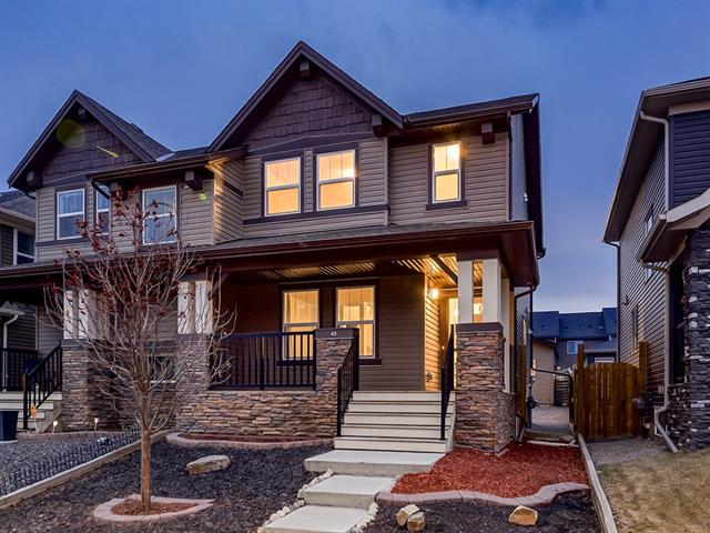 49 Legacy Me Se, Calgary, Legacy real estate, Attached Legacy homes for sale