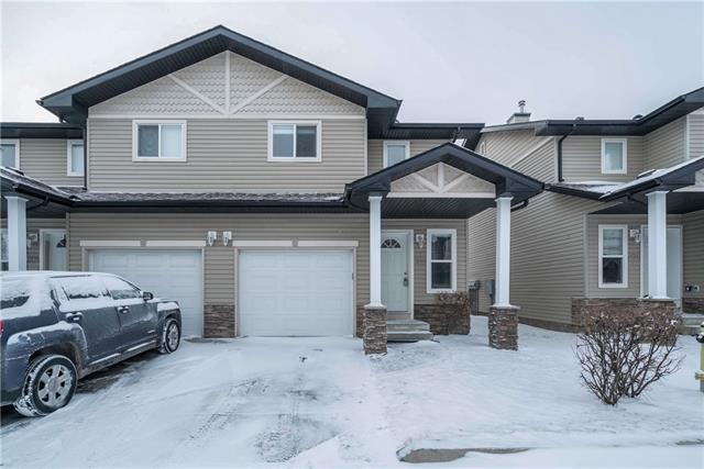 #605 760 Railway Ga Sw, Airdrie, Luxstone real estate, Attached Luxstone homes for sale