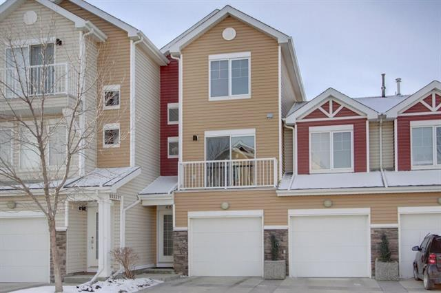 48 Chaparral Ridge Pa Se, Calgary, Chaparral real estate, Attached Chaparral Valley homes for sale