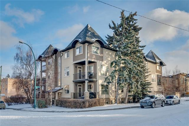 #201 3704 15a ST Sw, Calgary, Altadore real estate, Apartment Marda Loop homes for sale