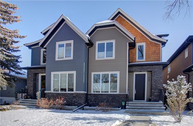 620 36 ST Sw, Calgary, Spruce Cliff real estate, Attached Spruce Cliff homes for sale