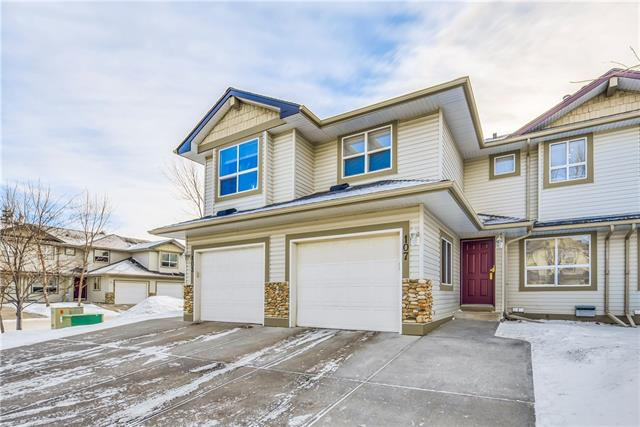 107 Harvest Gold PL Ne, Calgary, Harvest Hills real estate, Attached Harvest Hills homes for sale