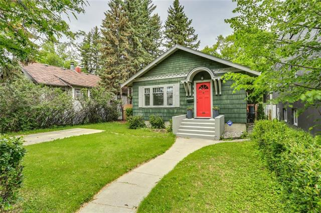 538 20 AV Sw in Cliff Bungalow Calgary MLS® #C4226253