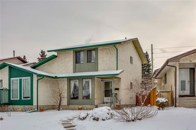 105 Berwick WY Nw, Calgary, Beddington Heights real estate, Attached Beddington Heights homes for sale