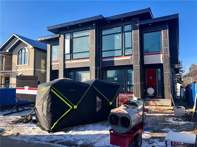 3813 1 ST Nw in Highland Park Calgary MLS® #C4226342