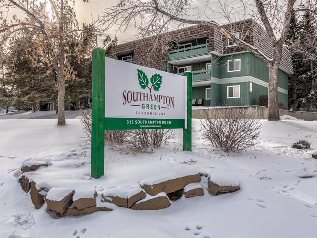 #8206 315 Southampton DR Sw in Southwood Calgary MLS® #C4226357