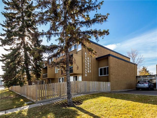 #218 7007 4a ST Sw, Calgary, Kingsland real estate, Apartment Kingsland homes for sale