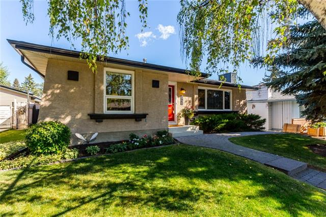 724 Cantrell DR Sw in Canyon Meadows Calgary MLS® #C4226500