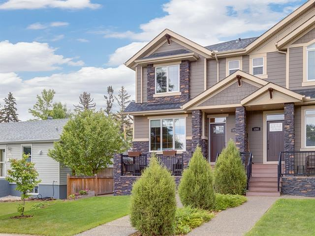 3210 4a ST Nw, Calgary, Mount Pleasant real estate, Attached Mount Pleasant homes for sale