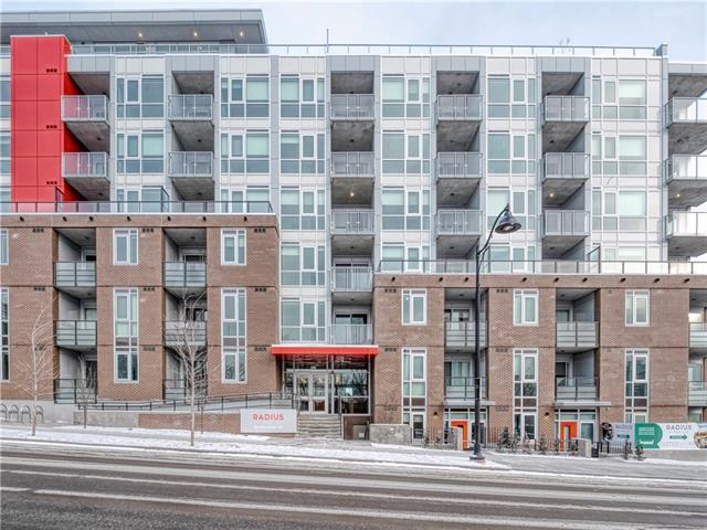 #506 88 9 ST Ne in Bridgeland/Riverside Calgary MLS® #C4226657