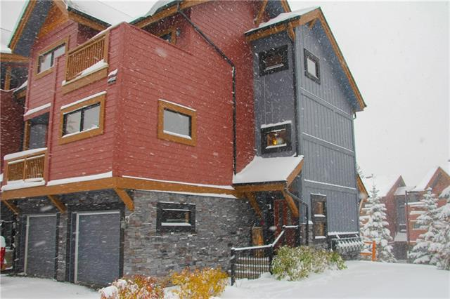 #723 80 Dyrgas Ga in Three Sisters Canmore MLS® #C4226763