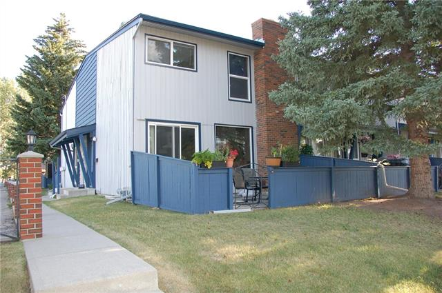 #2 5315 53 AV Nw, Calgary, Varsity real estate, Attached Varsity homes for sale