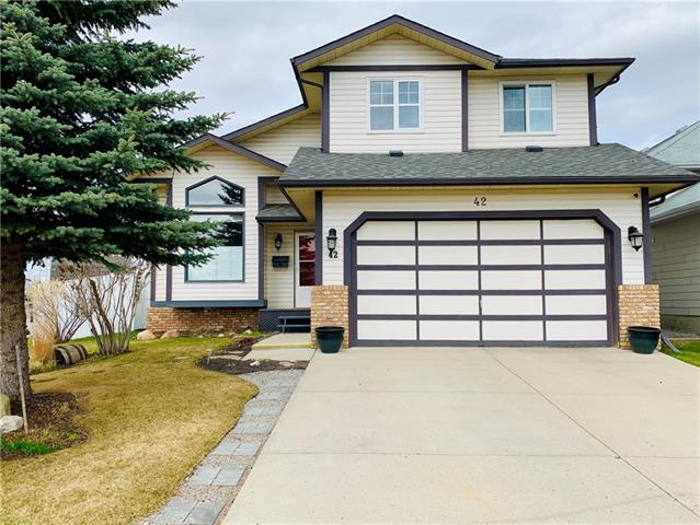 42 Shawfield Co Sw in Shawnessy Calgary MLS® #C4226795