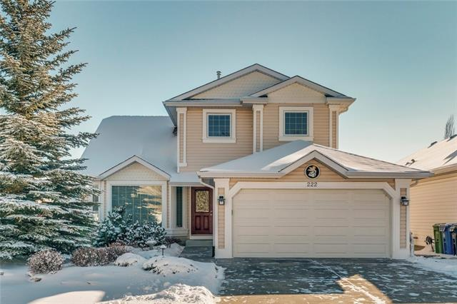 222 Sceptre CL Nw in Scenic Acres Calgary MLS® #C4226893