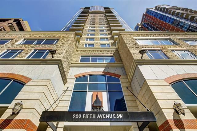 #802 920 5 AV Sw in Downtown Commercial Core Calgary MLS® #C4227094