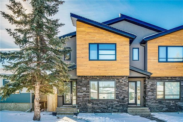 Capitol Hill Real Estate, Attached, Calgary real estate, homes