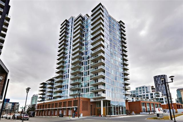 MLS® #C4227130® #405 519 Riverfront AV Se in Downtown East Village Calgary Alberta