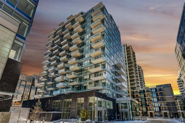 #401 108 Waterfront Co Sw, Calgary, Chinatown real estate, Apartment Chinatown homes for sale